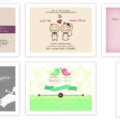Jak wybrać najlepsze zaproszenia na ślub?