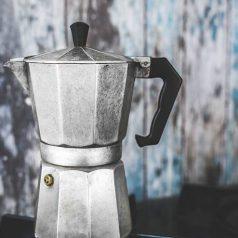 Lubisz espresso? Postaw na kawiarkę