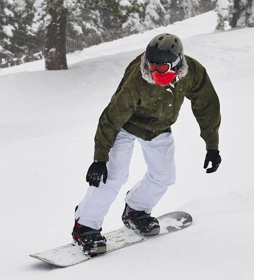 kurtka snowboardowa męska