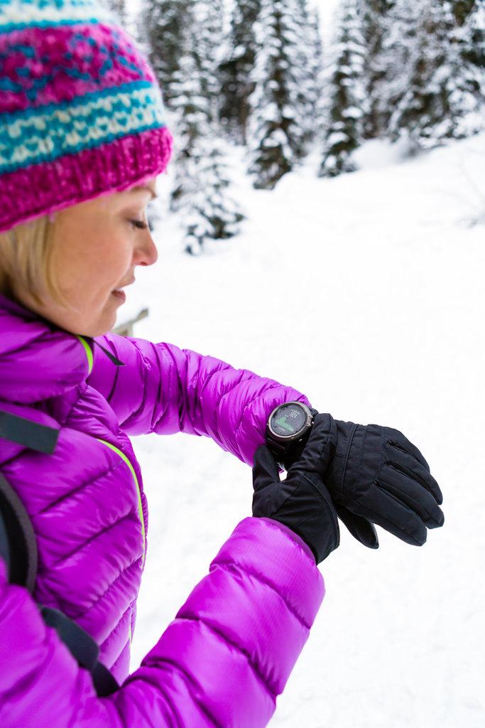 różne wykorzystanie zegarka garmin